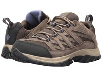 Columbia Crestwood Mud Fairytale Women's Shoes Brown