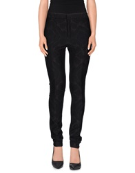 Pamela Henson Casual Pants Dark Brown