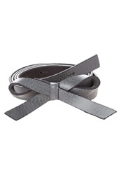 Vanzetti Belt Stahlgrau Light Grey