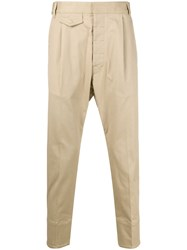 Dsquared2 Cropped Tailored Trousers 60