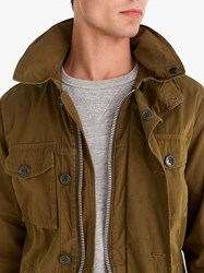 J.Crew Field Mechanic Jacket Olive Moss
