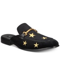 Inc International Concepts I.N.C. Blaze Mules Created For Macy's Shoes Black Star