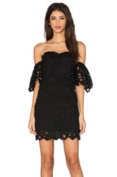 Asilio Party To Peace Dress Black