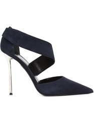 Narciso Rodriguez Stiletto Pumps Blue