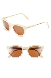 Electric Eyewear 'Txoko' 50Mm Sunglasses Nude Bronze Gradient