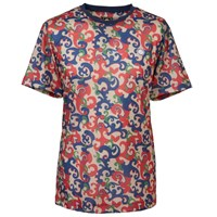 Pretty Green Riley Printed T Shirt Red