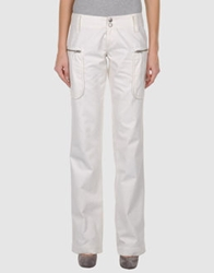Miss Sixty Casual Pants Ivory