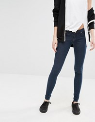 Dr. Denim Dr Kissy Night Shadow Skinny Jean Night Shadow Blue