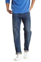 Tommy Bahama Denim Coastal Island Standard Fit Straight Leg Jean Blue