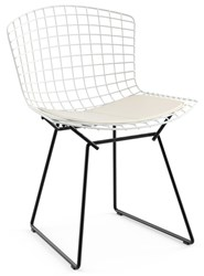 Knoll Bertoia Two Tone Side Chair