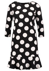 Wallis Statement Jersey Dress Black