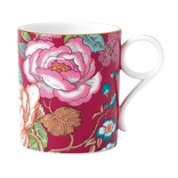 Wedgwood Tea Garden Mug Raspberry