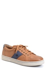 Born Men's Born 'Baum' Sneaker Tan Leather
