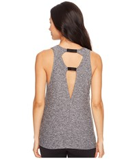 Beyond Yoga Inner Lightweight Tank Top Black White Women's Sleeveless
