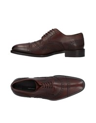 Dsquared2 Lace Up Shoes Dark Brown