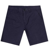 Paul Smith Standard Fit Chino Short Blue