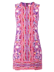 Peter Pilotto Digital Print Dress