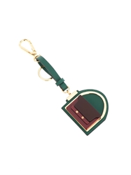Marni Trunk Bag Leather Key Ring