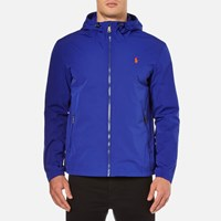 Polo Ralph Lauren Men's Thorpe Anorak Lined Jacket College Royal Blue