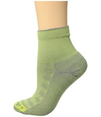 Drymax Sport Hiking 1 4 Crew 1 Pair Sublime Anthracite Crew Cut Socks Shoes Green