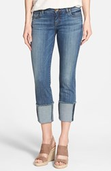 Women's Kut From The Kloth Wide Cuff Boyfriend Jeans Fervent