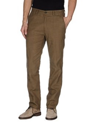 Mgnerd Casual Pants Military Green