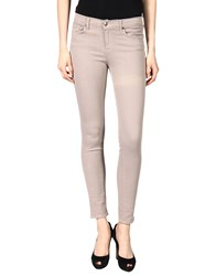 Iris And Ink Jeans Dove Grey