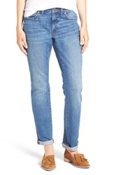 Women's Madewell 'The Slim Boyjean' Boyfriend Jeans Walton Wash