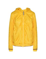 Adidas By Stella Mccartney Jackets Yellow