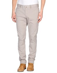 Gallery Trousers Casual Trousers Men Dove Grey