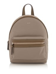 Dkny Nylon Kaden Medium Backpack Neutral