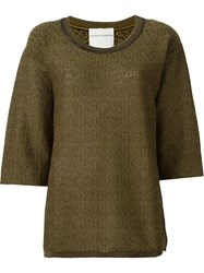 Stephan Schneider 'Tincture' Sweater Green