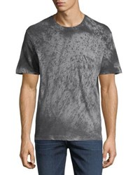 Joe's Jeans Stained Heather Crewneck T Shirt Stained Grey