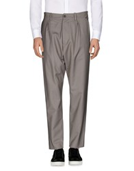 Tom Rebl Casual Pants Dove Grey