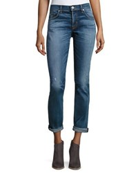 Hudson Riley Relaxed Straight Leg Jeans Disharmony Indigo