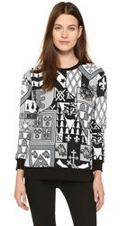 Ktz Herald Long Sleeve Sweatshirt Grey Multi