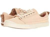 Reef Walled Low Ivory Rose Women's Lace Up Casual Shoes White