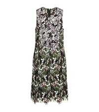 Giambattista Valli Embroidered Shift Dress Female Multi