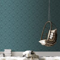 Graham And Brown Voysey Wallpaper