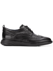 Cole Haan Wingtip Oxford Shoes Black