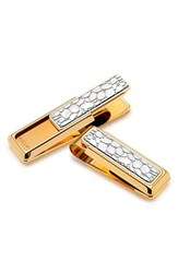 Men's M Clip 'River Rock' Money Clip Yellow Yellow Gold
