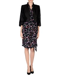 Ivan Montesi Suits And Jackets Outfits Women Black