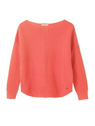 White Stuff Eastside Textured Jumper Dusty Pink