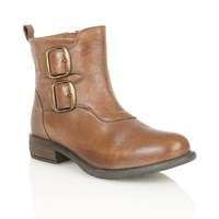 Lotus Jodie Ankle Boots Tan