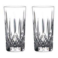 Waterford Lismore Highball Glasses Set Of 2