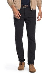 English Laundry Stretch Canvas Slim Fit Pants 30 32 Inseam Black