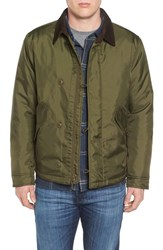 Brixton Men's Pinnacle Coated Jacket