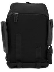 Y 3 Zipped Backpack Black