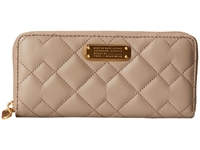 Marc By Marc Jacobs New Q Quilted Slim Zip Around