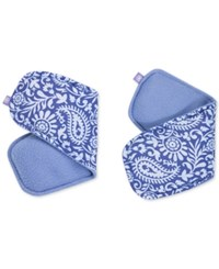 Gaiam Hand And Foot Wraps Blue